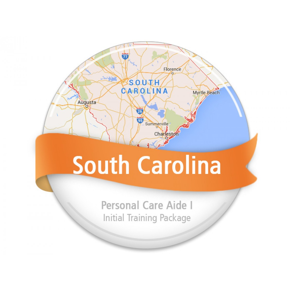North York Personal Trainer For In Home: South Carolina Personal Care Aide I Initial Training Package