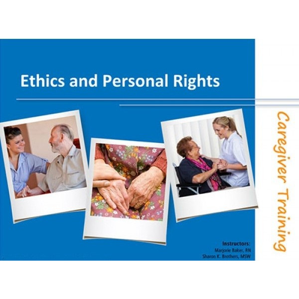 Ethics and Personal Rights