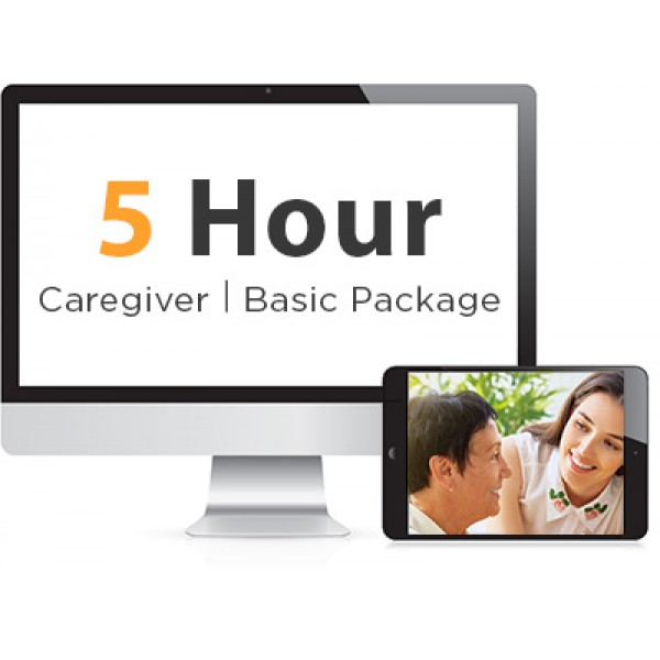 5 Hour Caregiver Basic Training Package