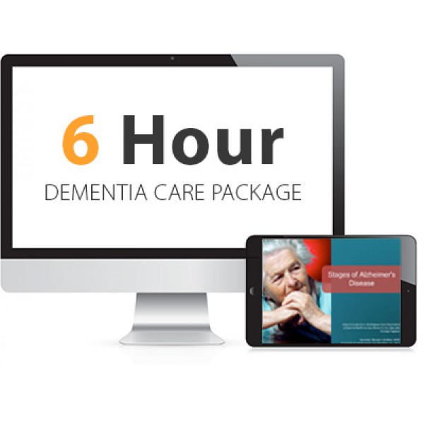 6 Hour Dementia Care Basic Package