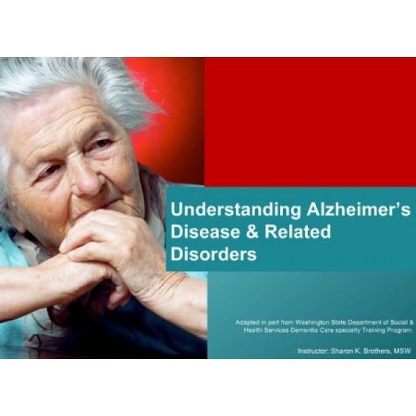 Understanding Alzheimer's Disease and Related Disorders