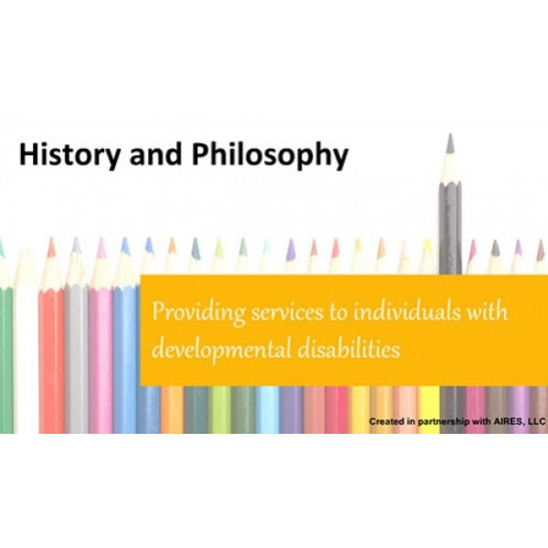 History and Philosophy