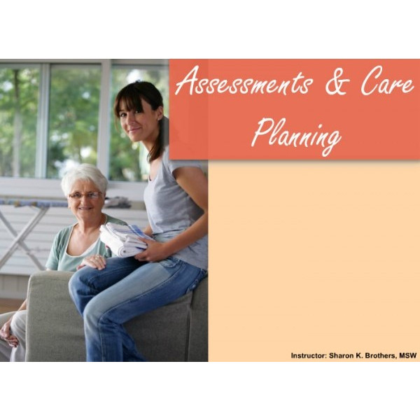 Assessments and Care Planning