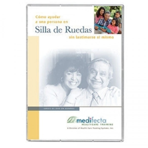 How to Help Someone Who Uses a Wheelchair/Silla de Ruedas- Spanish DVD