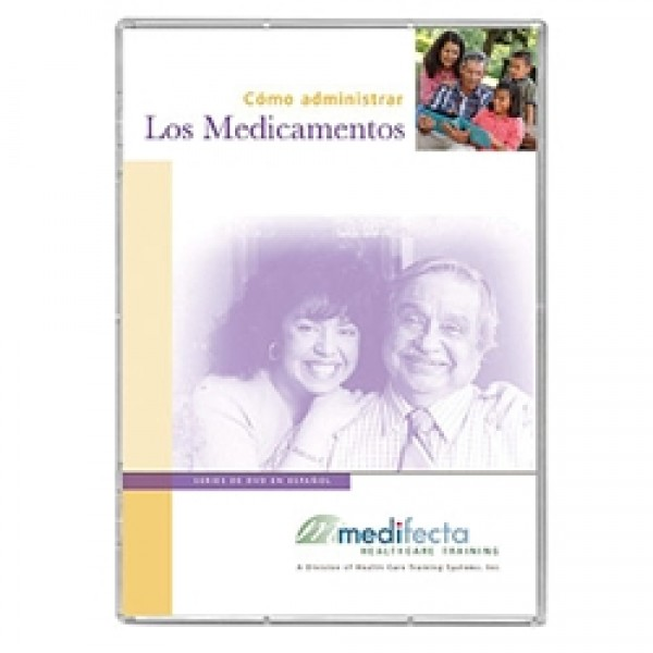 How to Manage Medications/Los Medicamentos - Spanish DVD