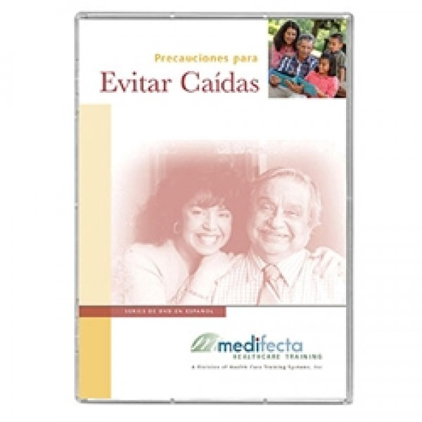 Fall Prevention/Precauciones para evitar caídas- Spanish DVD