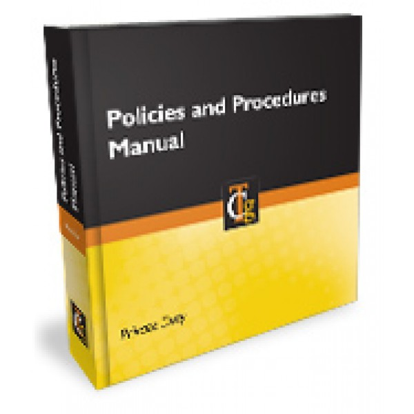 ACHC Private Duty Manual - CD only