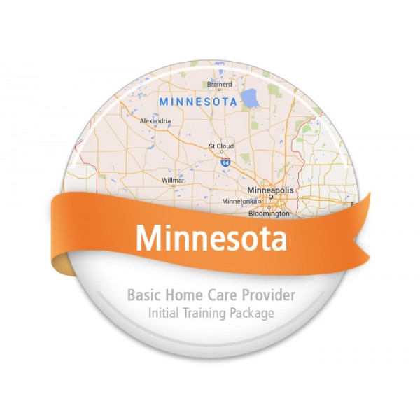 Minnesota Basic Home Care Provider Initial Training Package