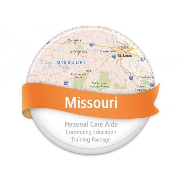 Missouri Personal Care Aide Continuing Education Training Package