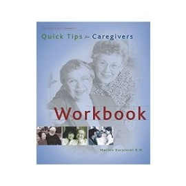 Quick Tips for Caregivers Workbook