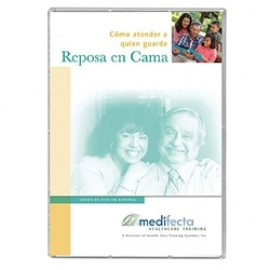 How to Care for Someone on Bedrest/Reposa en Cama-Spanish DVD