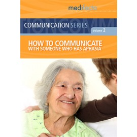 How to Communicate with Someone Who Has Aphasia DVD